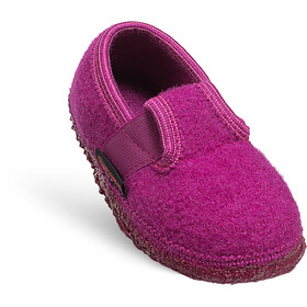 Giesswein Türnberg Slippers Kids, bordeaux